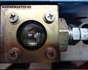 Свеча зажигания с иридиевыми электродами